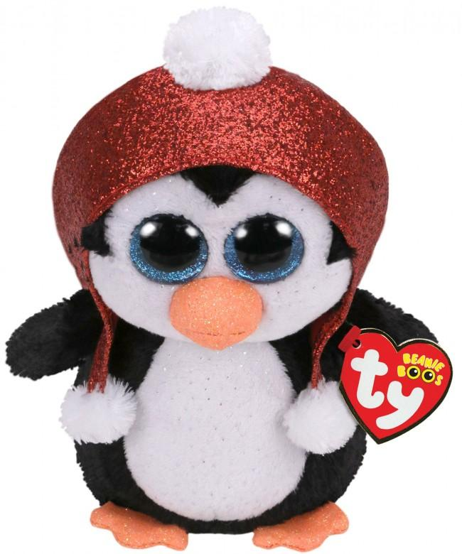 BEANIE BOOS REGULAR GALE - PENGUIN