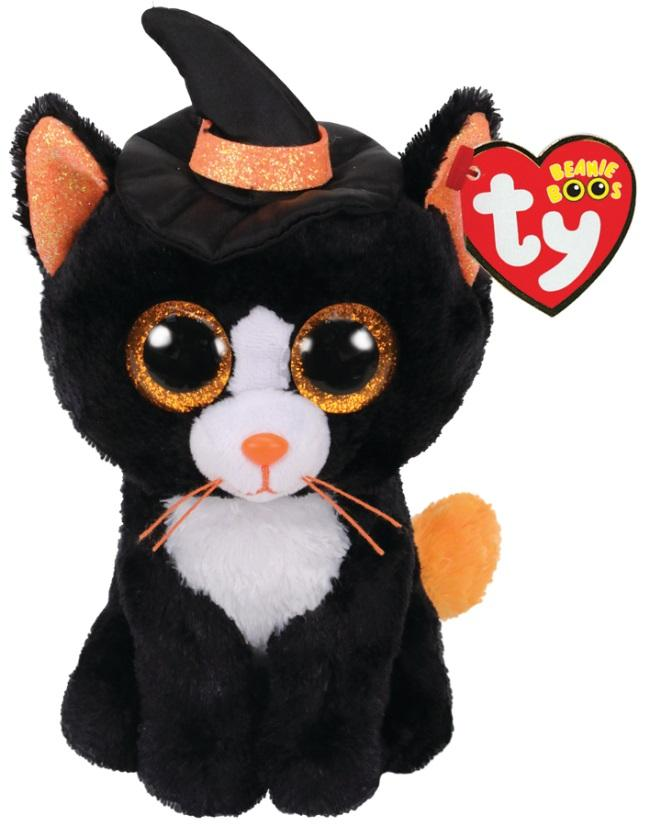 BEANIE BOOS REGULAR WITCHIE - CAT HALLOWEEN 2019