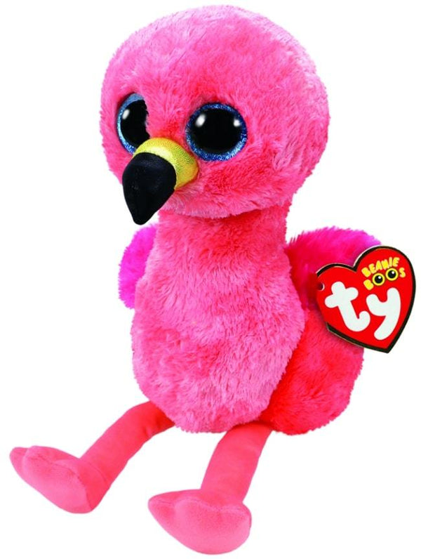 BEANIE BOOS MEDIUM GILDA - FLAMINGO