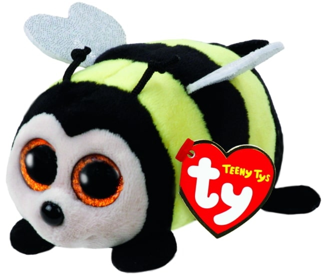 TEENY TYS ZINGER - YELLOW BEE