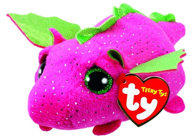TEENY TYS DARBY - PINK DRAGON