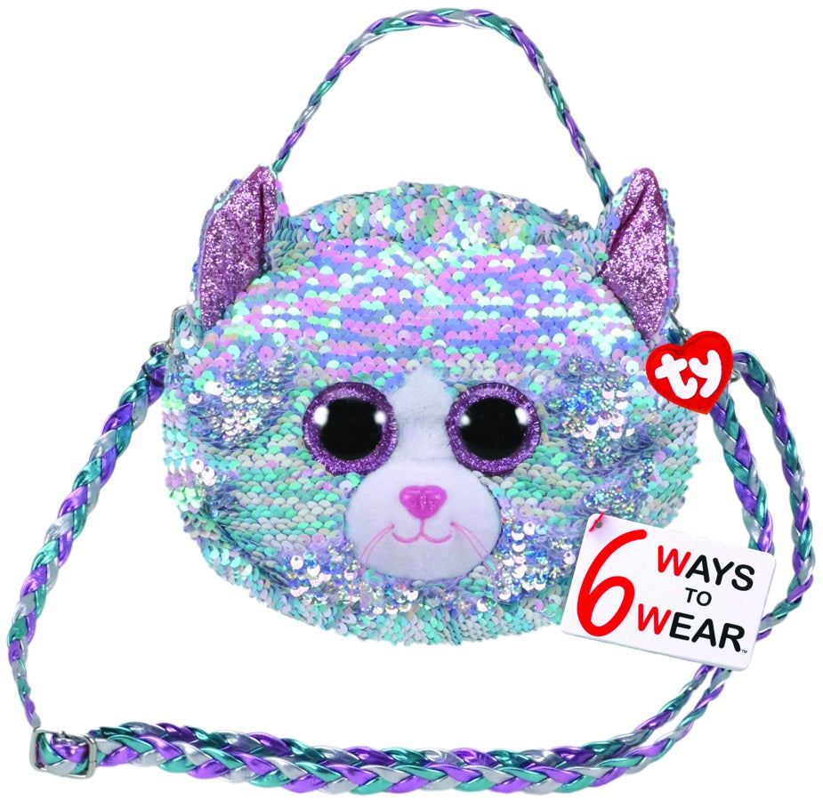TY FASHION PURSE SEQUIN - WHIMSY