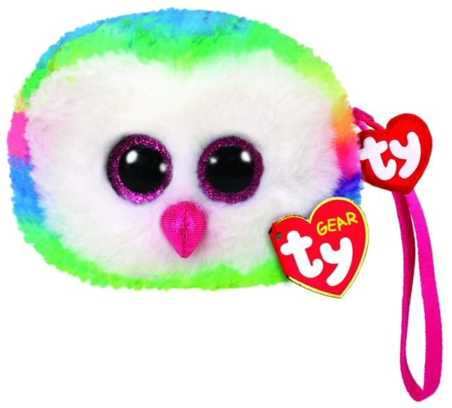 TY GEAR WRISTLET OWEN - MULTICOLOURED OWL