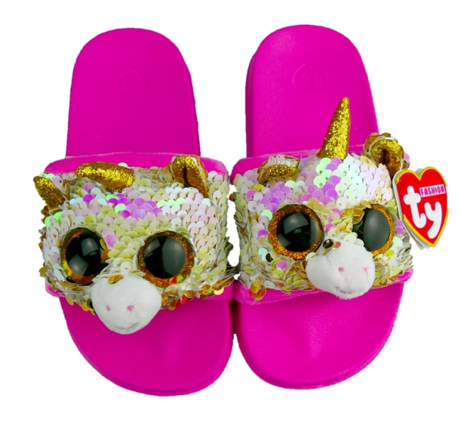 TY FASHION SEQUIN SLIDES FANTASIA - SMALL