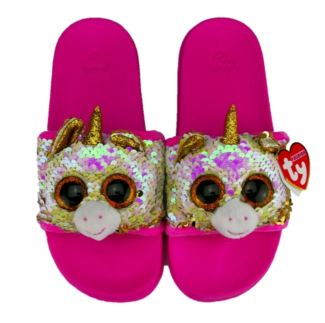 TY FASHION SEQUIN SLIDES FANTASIA - MEDIUM