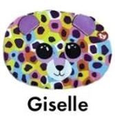 TY MASK GISELLE LEOPARD