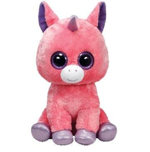 BEANIE BOOS XL MAGIC - PINK UNICORN