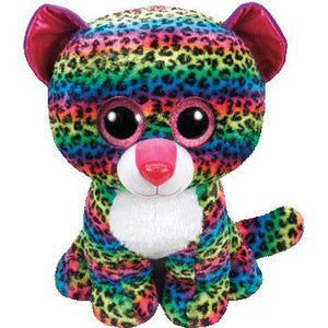 BEANIE BOOS XL DOTTY - MULTICOLOURED LEOPARD
