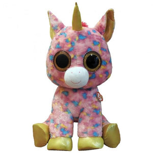 BEANIE BOOS XL FANTASIA - MULTICOLOURED UNICORN