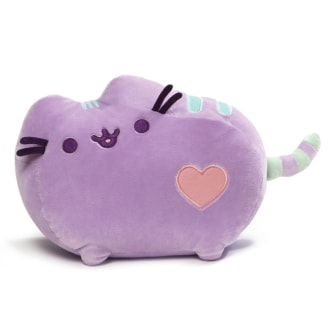 PUSHEEN PASTEL PURPLE PLUSH LARGE