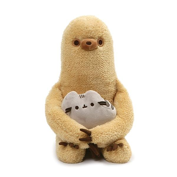 PUSHEEN WITH SLOTH PLUSH