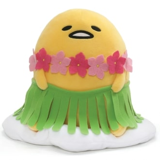 Gudetama Large Hula Plush