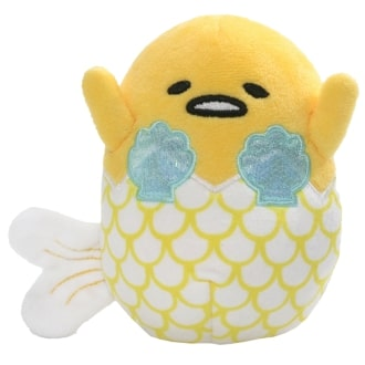 Gudetama Mermaid Plush