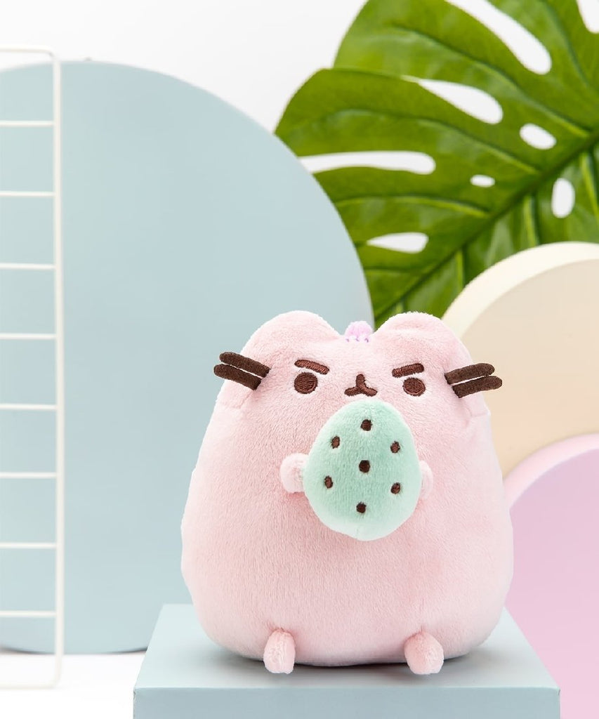 Cotton Candy Pusheenosaurus Plush with Egg (Exclusive)