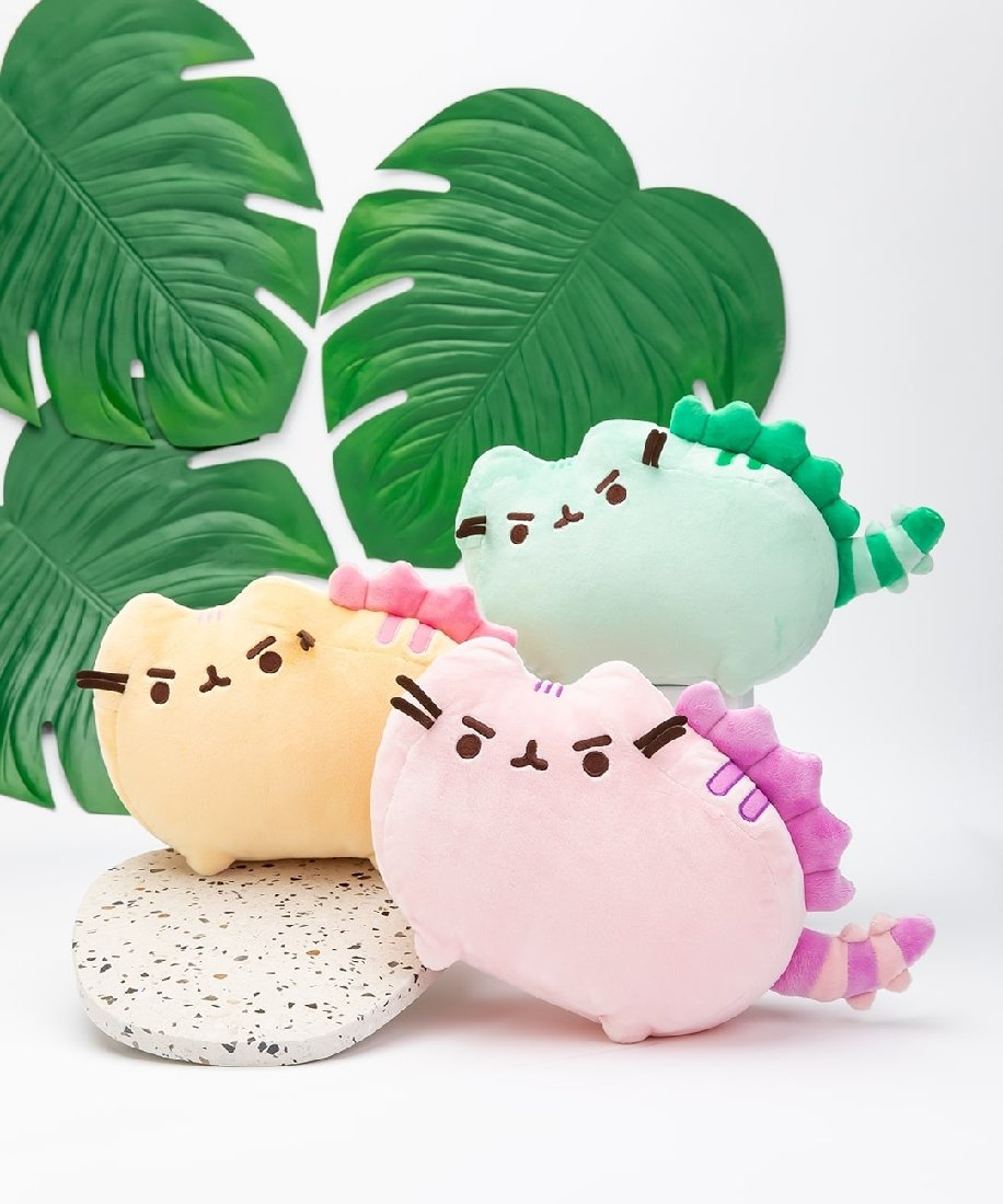 Cotton Candy Pusheenosaurus Plush (Exclusive)