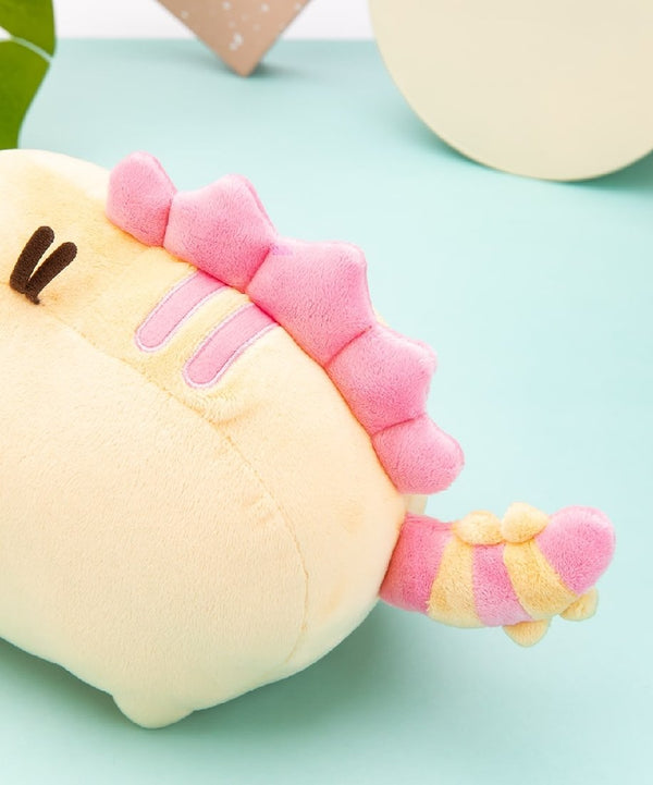 Strawberry Banana Pusheenosaurus Plush