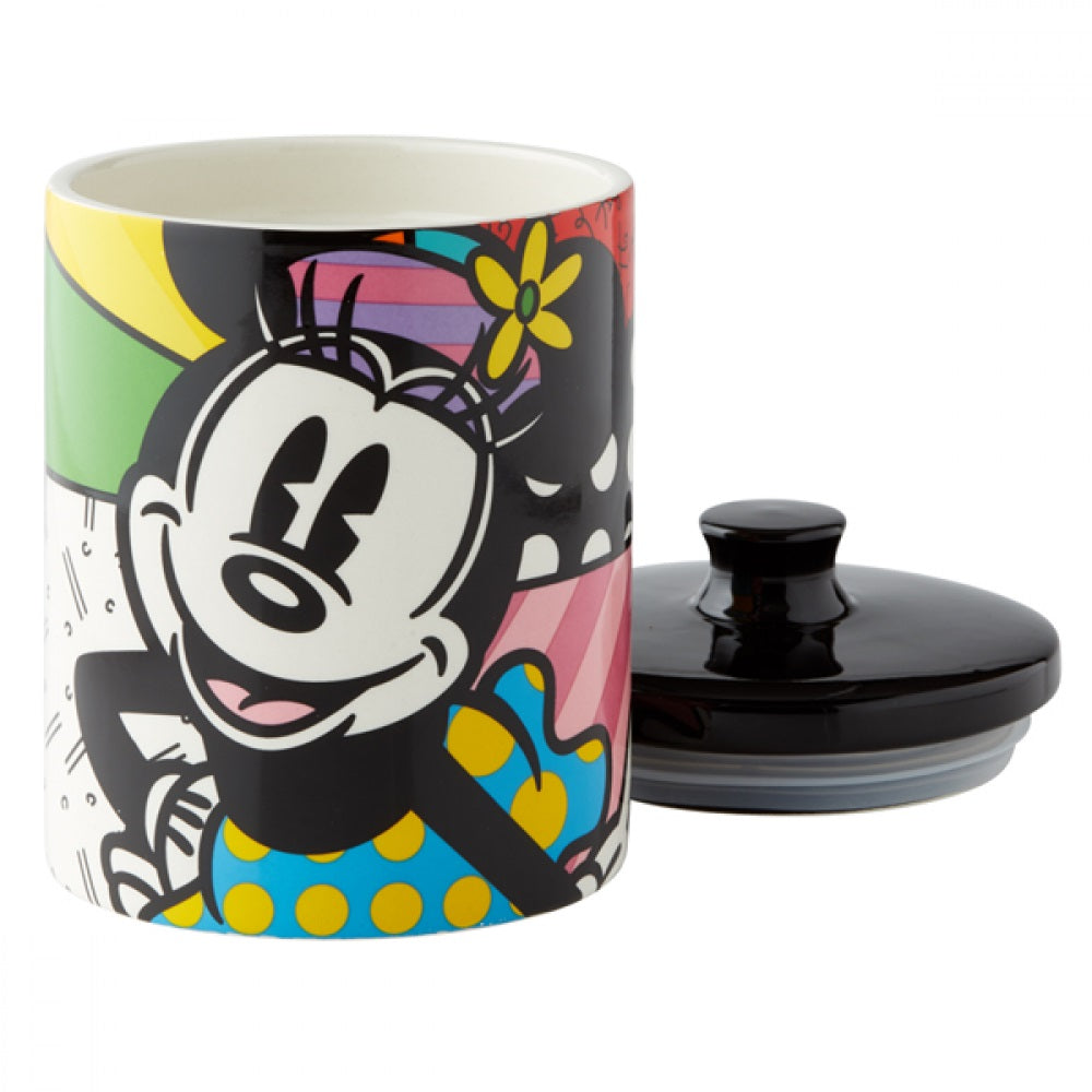 Minnie Mouse Cannister - Medium