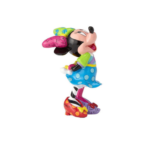 DISNEY BRITTO MINNIE MOUSE GAZING COLLECTIBLE FIGURINE