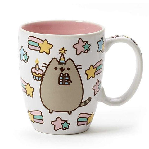 PUSHEEN CELEBRATION MUG