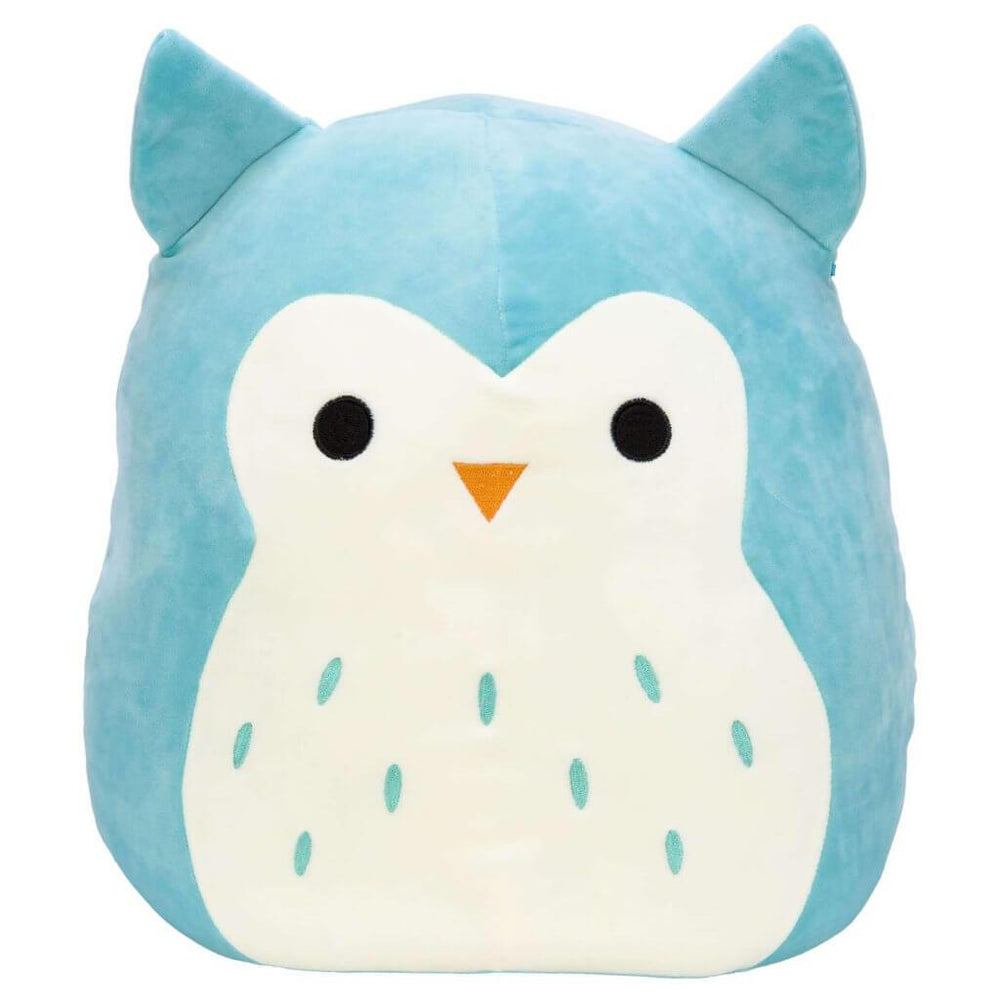 Squishmallows - Winston the Blue Owl