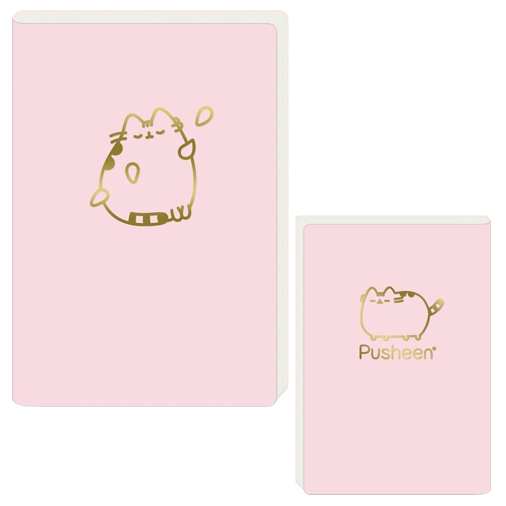 Pusheen Luxury A5 Notebook