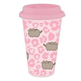 Pusheen Wild Side - Plastic Travel Mug