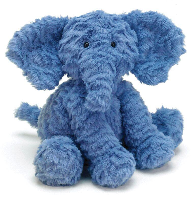 JELLYCAT MEDIUM FUDDLEWUDDLE ELEPHANT