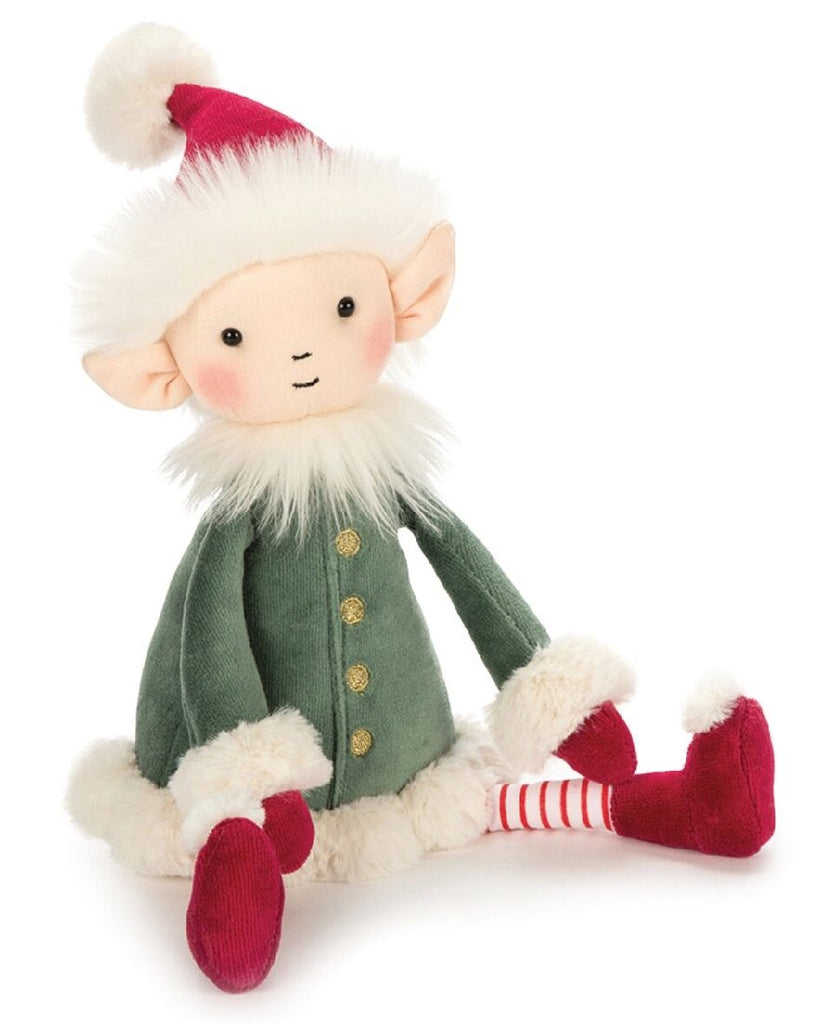 JELLYCAT LEFFY ELF LARGE