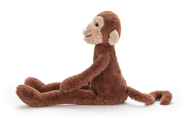 JELLYCAT PITTERPAT MONKEY MEDIUM