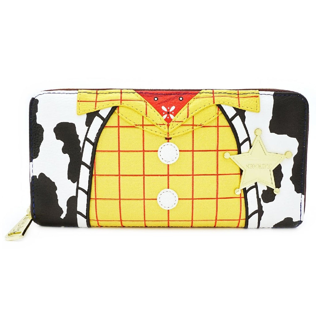Loungefly x Disney Pixar Toy Story Woody Zip Around Wallet