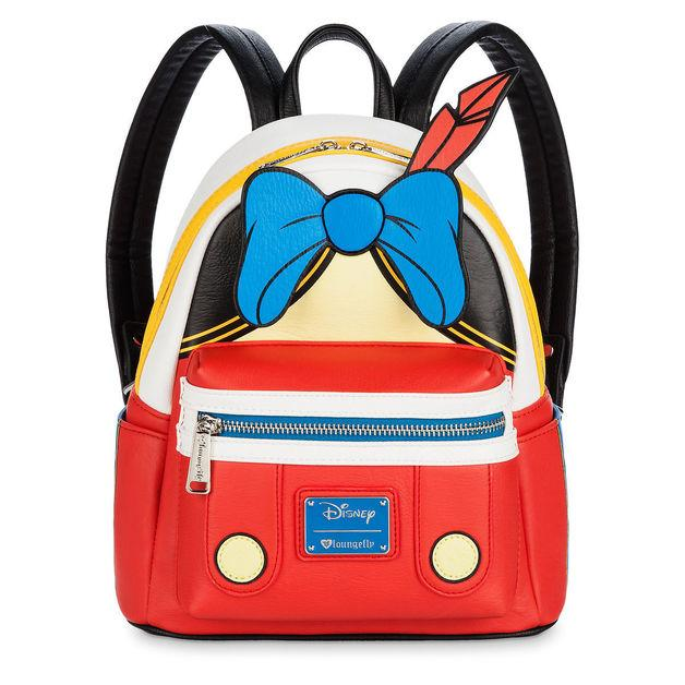 Loungefly x Disney Pinocchio Mini Backpack