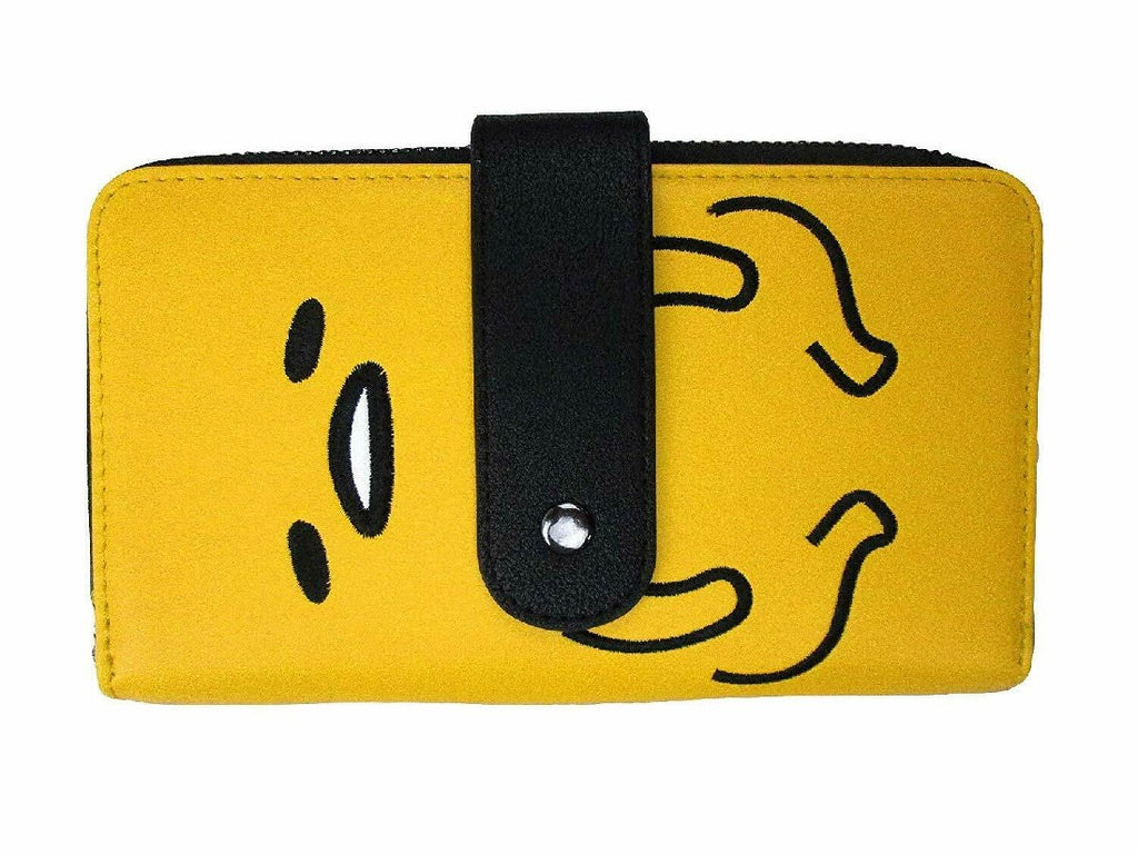 Gudetama x Loungefly Tamago Zip Around Wallet