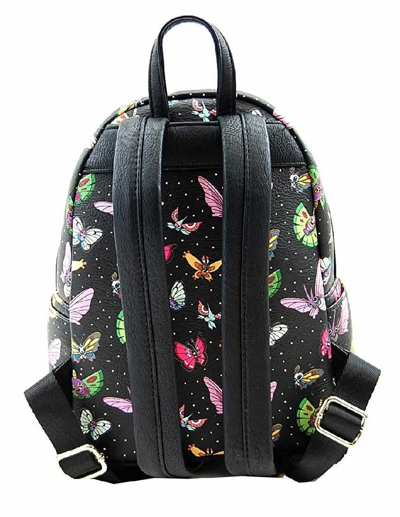 Loungefly x Pokemon Butterfly Mini Backpack