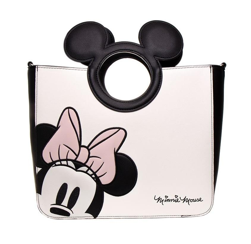Loungefly x Disney Minnie Mouse Ears Handbag