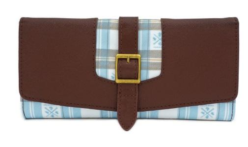 Loungefly x Harry Potter Blue Check Purse