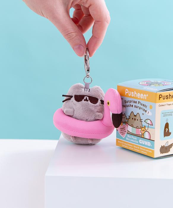Pusheen Blind Box Series 10 - Lazy Summer