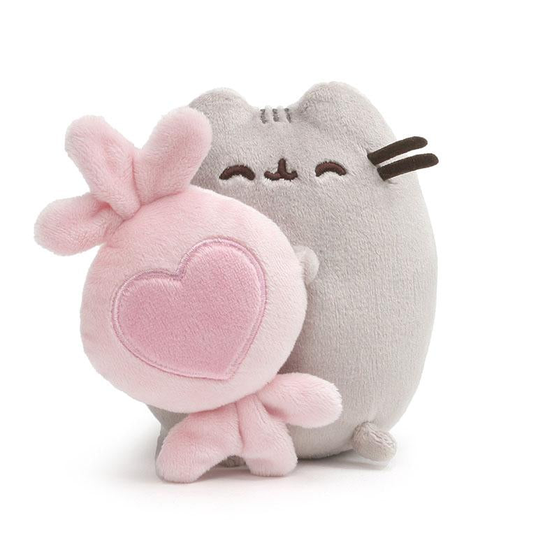 Pusheen Valentine Plush