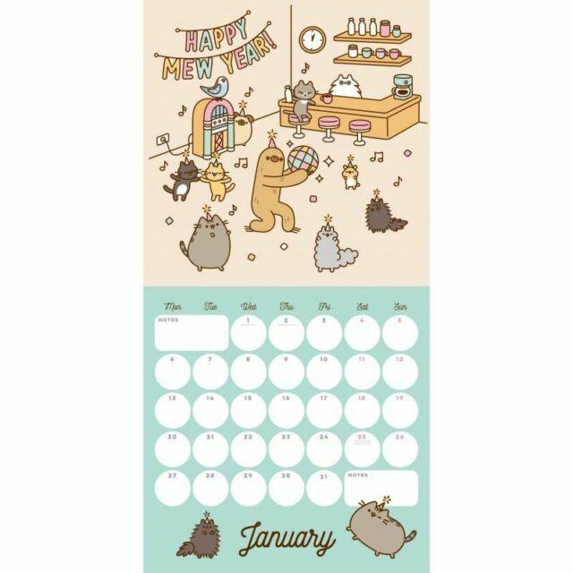 Pusheen Offical 2020 Calendar