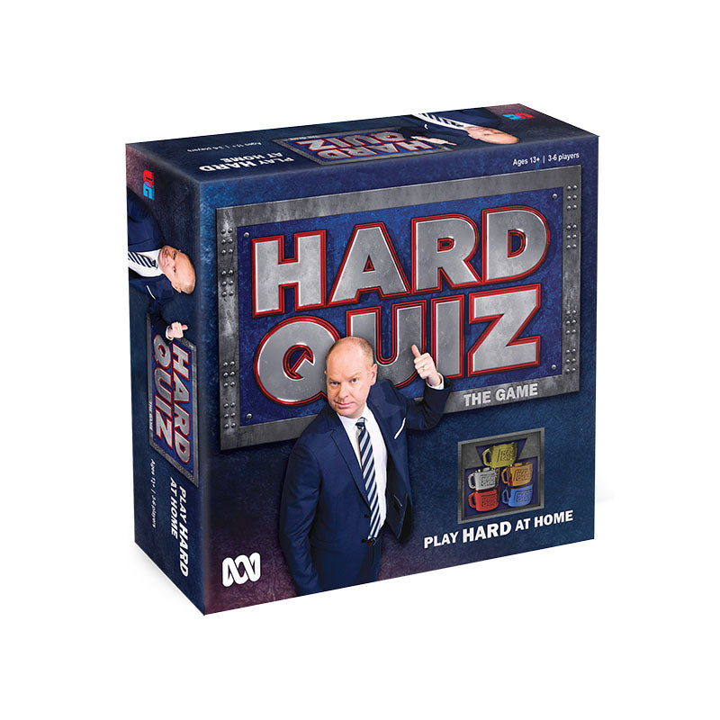 HARD QUIZ BOARD GAME