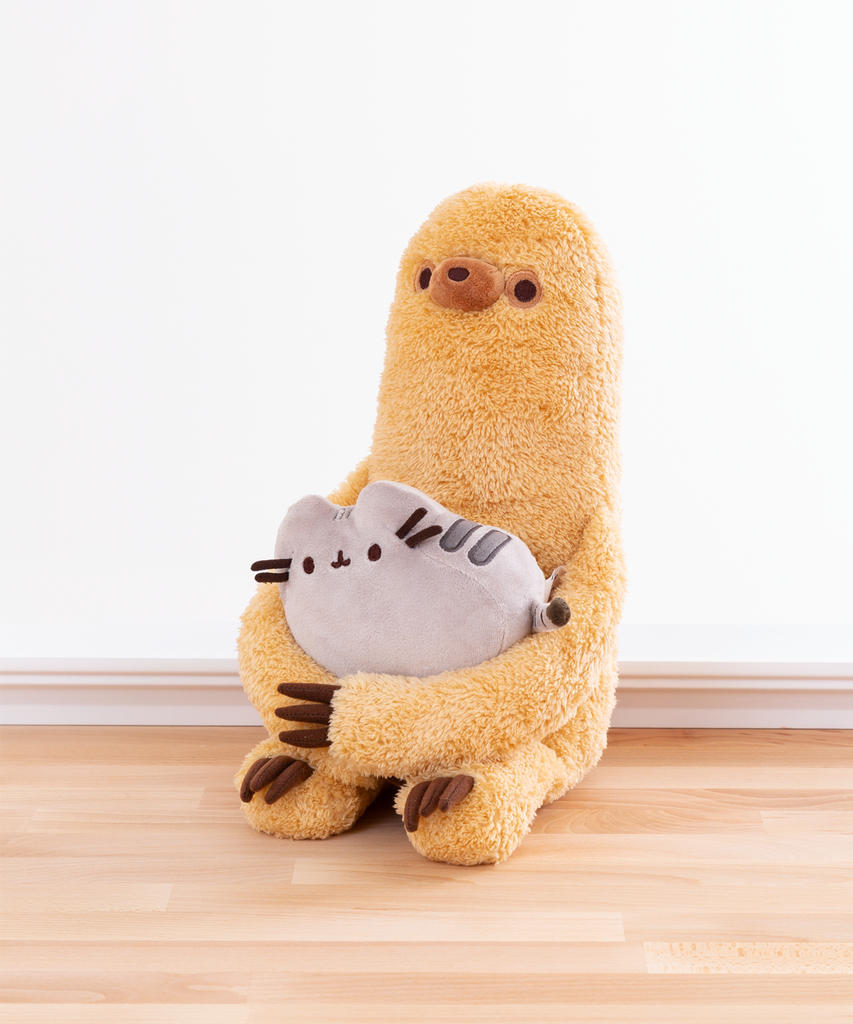 Pusheen & Sloth Plush Toy