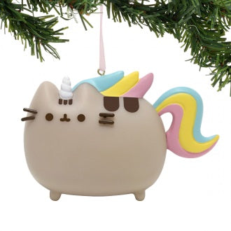 Pusheen Hanging Ornament 2019 - Magical Unicorn