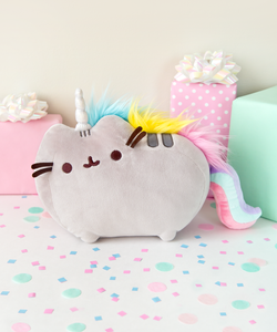 PUSHEENICORN LARGE PLUSH TOY