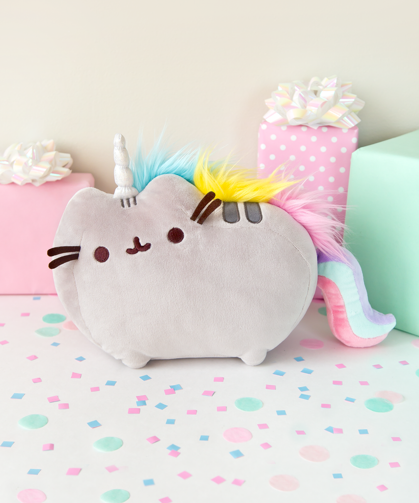 Large Pusheenicorn Plush