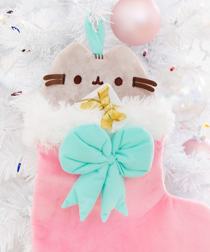 Pusheen Christmas Plush Stocking