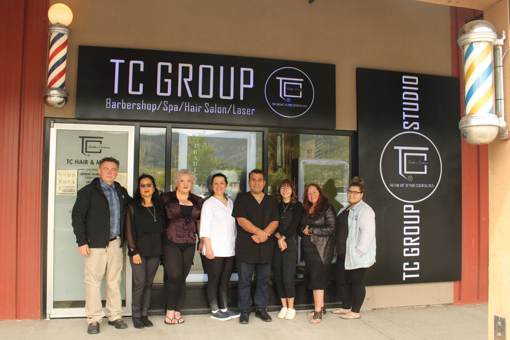 TC Group - Storefront Welcome