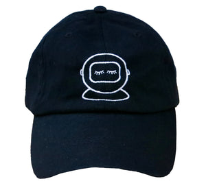 Embroidered Logo Dad Hat