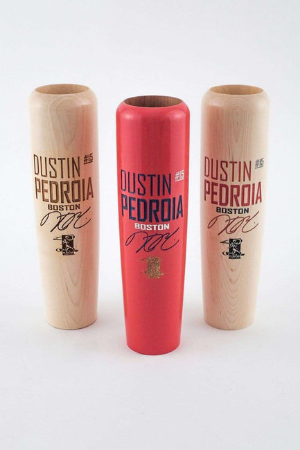 Dustin Pedroia - Locker Room Edition Lumberlend Co.