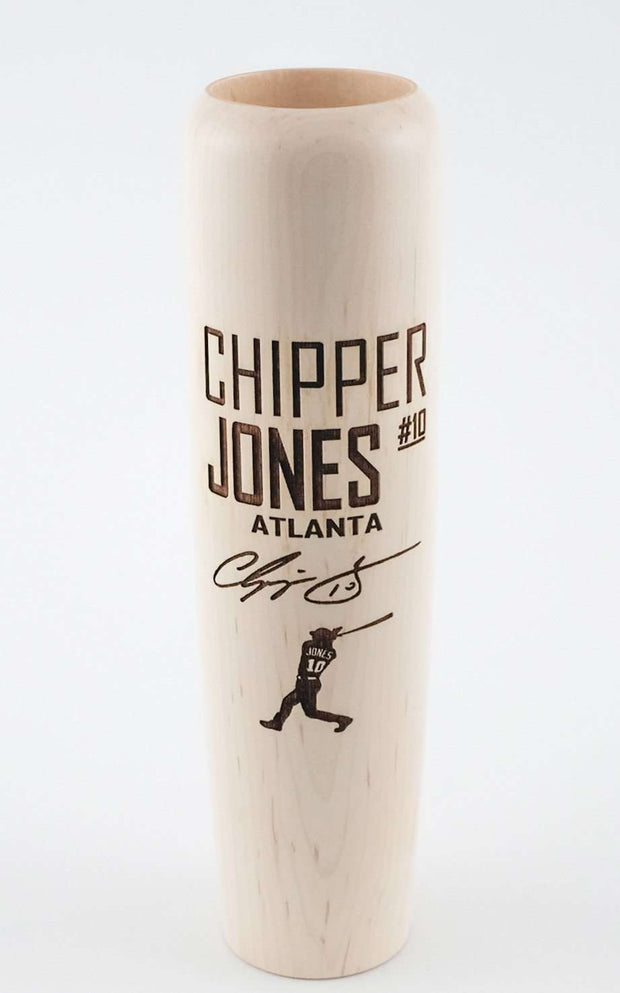 Natural Chipper Jones - Locker Room Edition - Lumberlend Co.