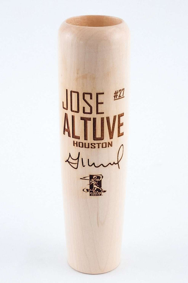 Natural Jose Altuve - Locker Room Edition - Lumberlend Co.
