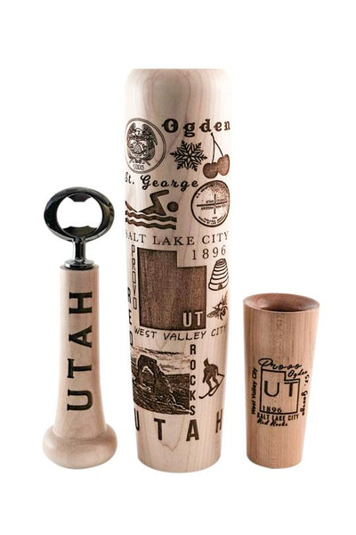 Utah Bat Mug - Lumberlend Co.